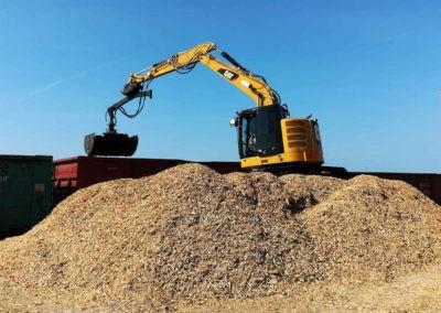 Biokuro gamyba ir tiekimas